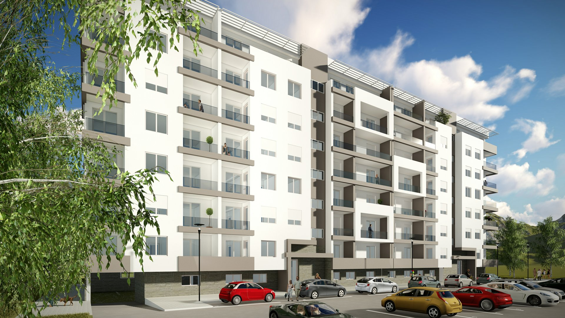 Ekspanzija izgradnje stanova u Trebinju – kompanija Helvetic gradi 115 stanova